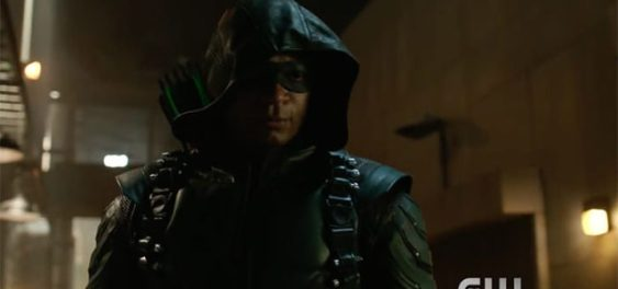 Image result for arrow next of kin
