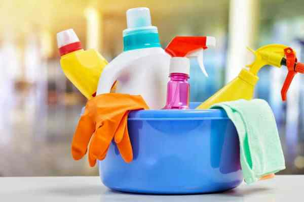 detox household cleaners