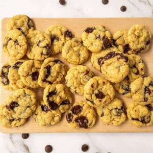 Chocolate Chip Cookies Mini's