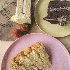 Tip om uitdroging van de taart te voorkomen