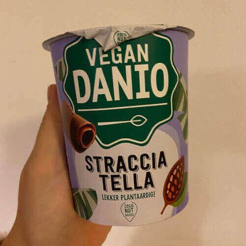 vegan Danio stracciatella