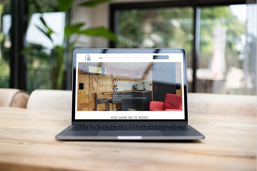 webdesign House of Steel webdesign