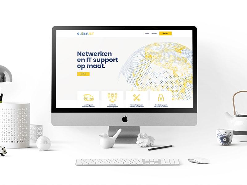 webdesign Lebbeke Global ICT