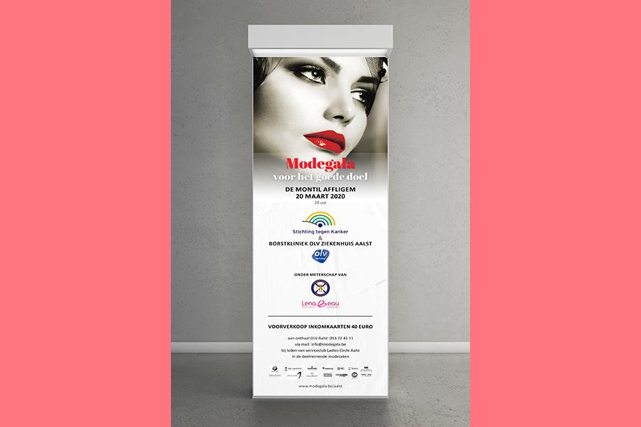 poster laten drukken event Modegala