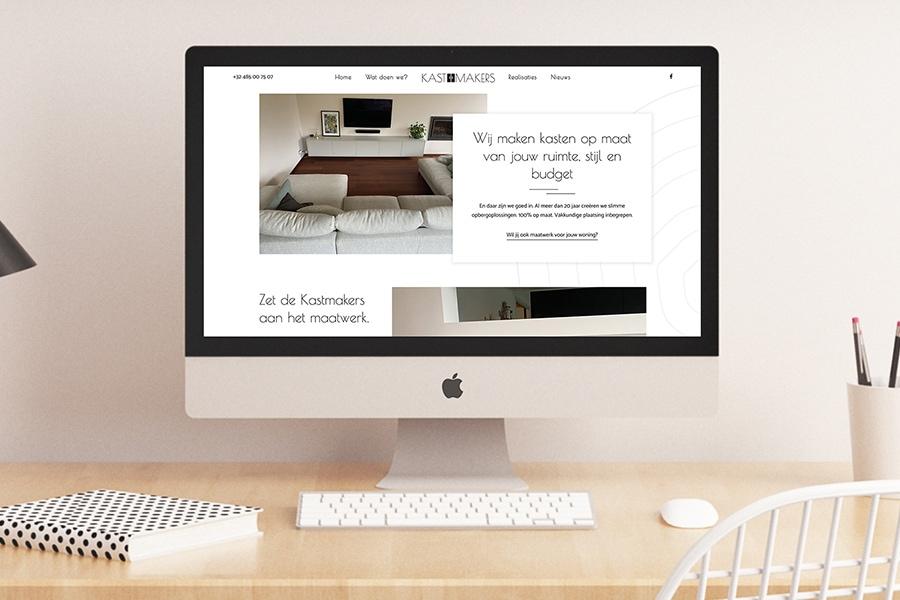 gent kastmakers webdesign