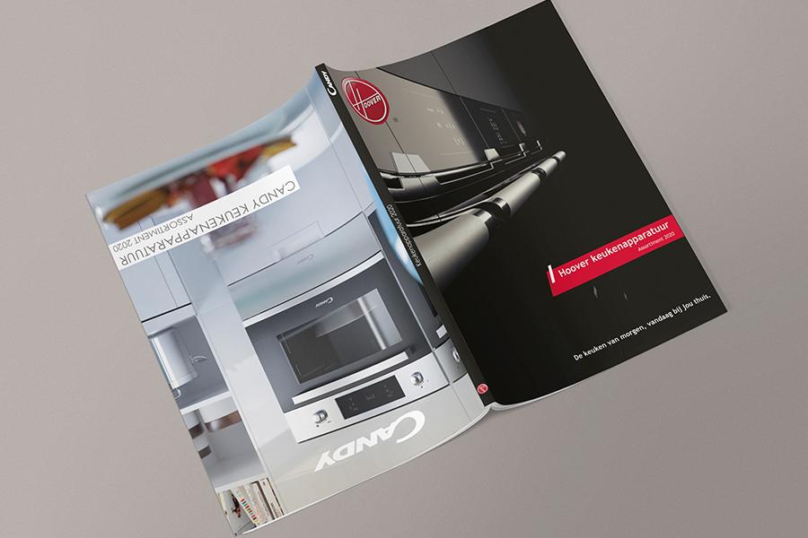 catalogus ontwerp Hoover