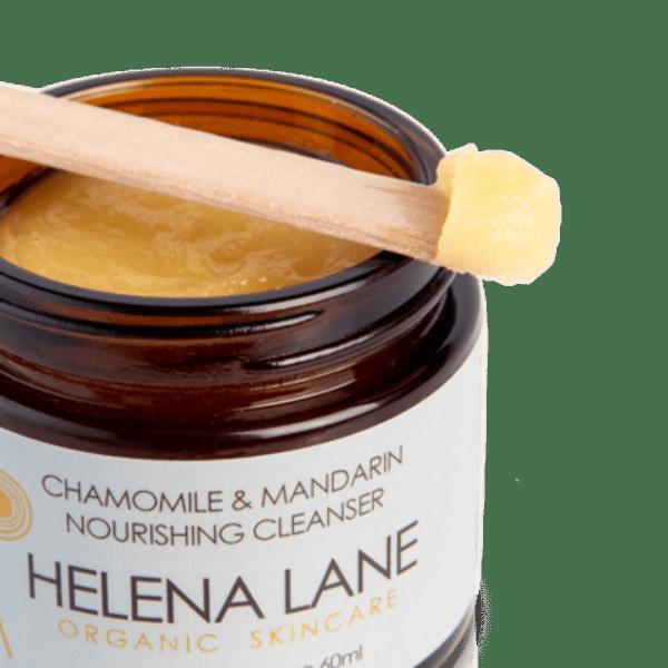 Helena Lane Chamomile Mandarin Oil Cleanser