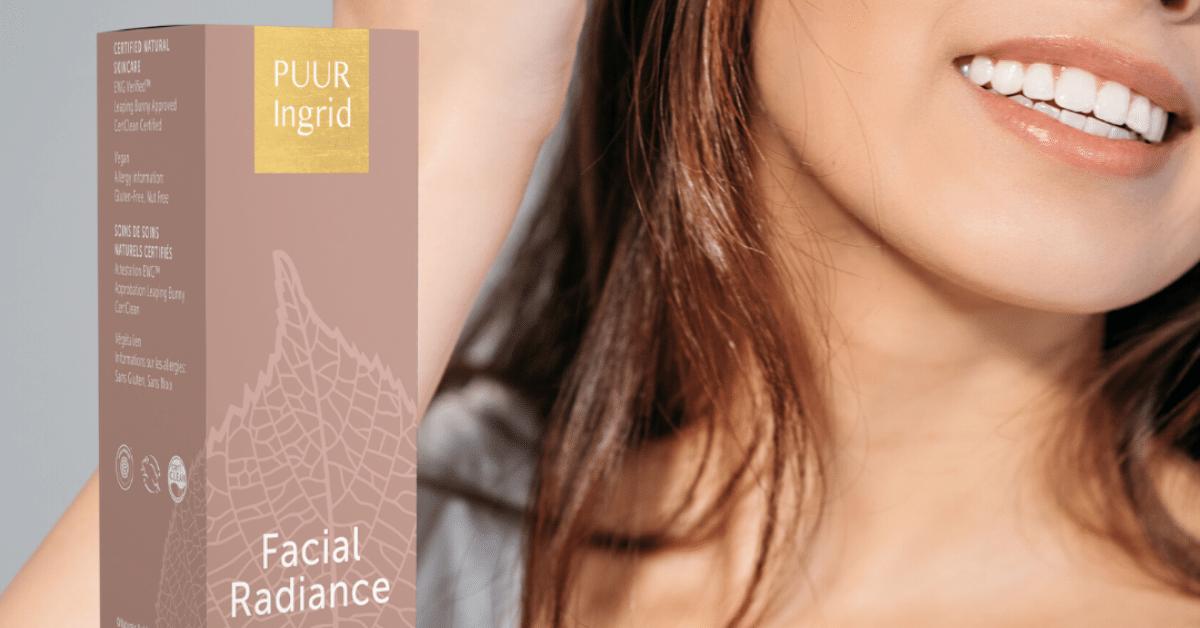 PUUR INGRID Facial Radiance