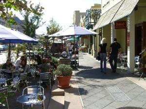 Castro Street cafes
