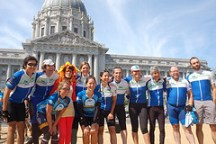Good times at Climate Ride 2012