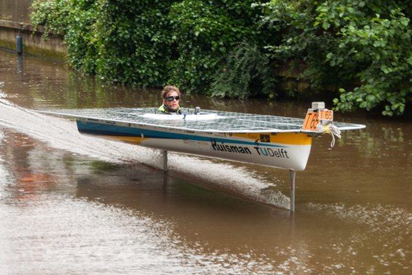Delft Solar Boat