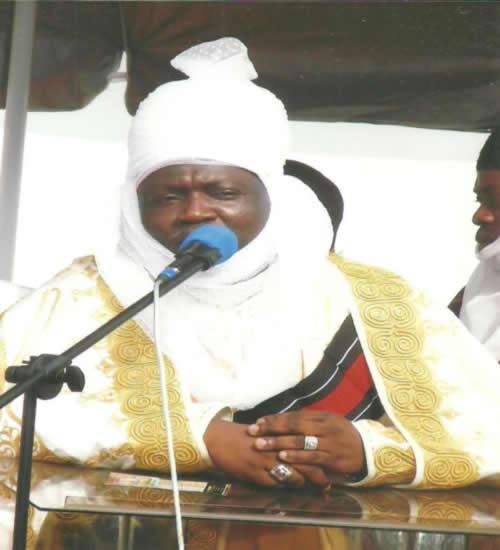 Ciroma Of Ebiraland, Prince Muhammed Ataba
