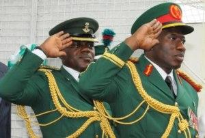 Jonathan in Military