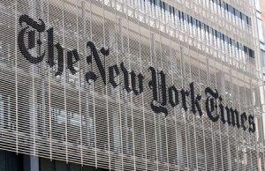The NYT Head Office