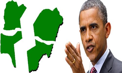 American prediction of Nigeria-Breaking