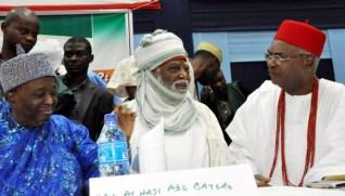 Obi of Onitsha and Emir Ado Bayero