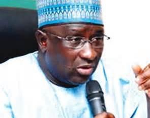 Minister of transport, Senator Idris Umar