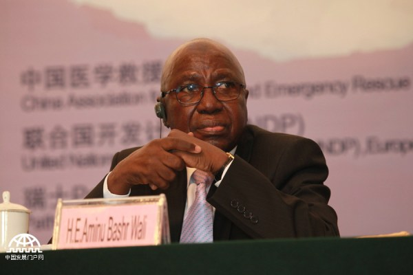 Ambassador Aminu Wali