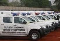 Police Patrol Vahicles
