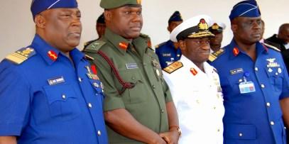 service chiefs of nigeria