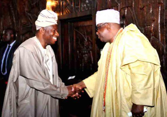 Awujale and Jonathan