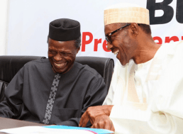 Buhari and Osinbajo special
