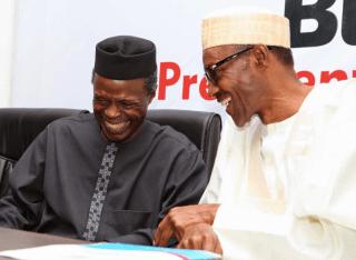 Buhari and Osinbajo special