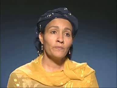 UN deputy secretary-general, Amina Mohammed
