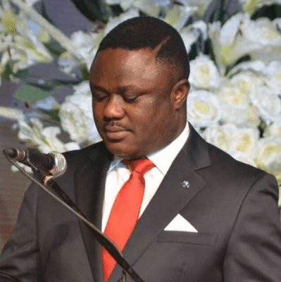 Gov Ben Ayade of Cross River