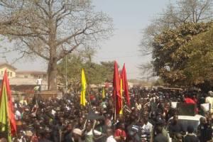 Shiit procession