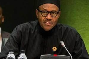 President Buhari at AU