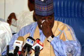 Modu Sheriff embattled