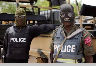 Police robbers