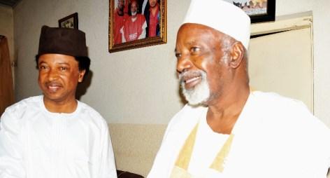 Balarabe Musa and Shehu Sani
