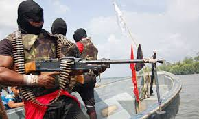 Militants in Niger Delta