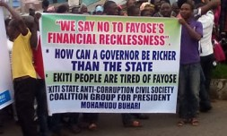 Fayose in trouble