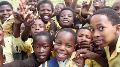Nigerian Children