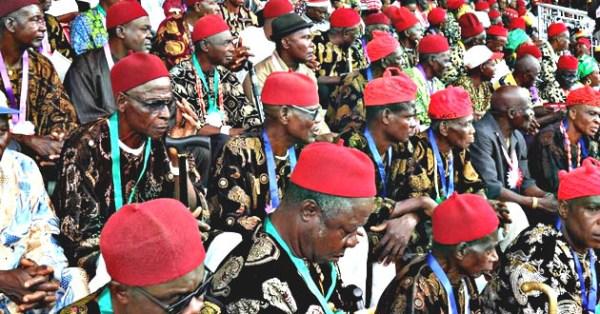 Igbo in Nigeria