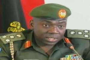 Ibrahim-Attahiru Major General