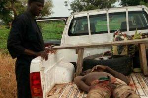 Killed Boko Haram leader