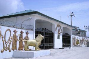 Oba palace