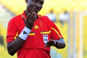 Ghana coach banned by fifa