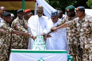 Independence Anniversary Cake