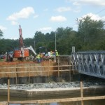 MD SHA MD SHA District 5 Charles County Emergency Replacement of Bridge No. 08036 on MD 234 over Allens Fresh Run
