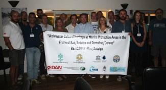 Underwater heritage declaration