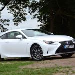 Lexus Rc 300h F Sport Review Greencarguide Co Uk