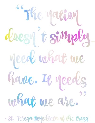 Tell Your Story + Free Watercolor Printable