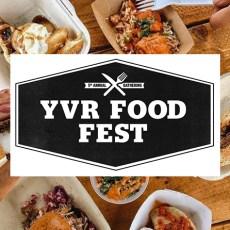 YVR Food Fest 2016