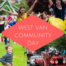 West Van Community Day 2017