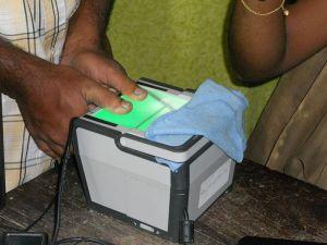 UIDAI Card issuance procedures
